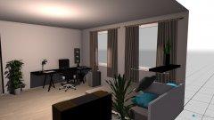 Raumgestaltung ZimmerdA in der Kategorie Schlafzimmer