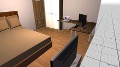 Raumgestaltung zimmerneu in der Kategorie Schlafzimmer