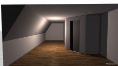 Raumgestaltung Zimmerplanung Daniel in der Kategorie Schlafzimmer