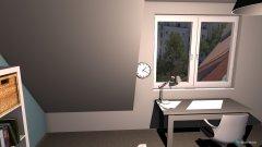 Raumgestaltung Zimmerplanung Variante 1 in der Kategorie Schlafzimmer