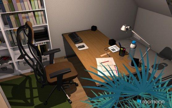 Raumgestaltung Zimmervariante I in der Kategorie Schlafzimmer