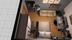 Raumgestaltung Zimmervorschlag 1 - Seperate Ankleide in der Kategorie Schlafzimmer