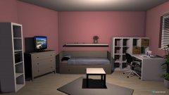 Raumgestaltung Zimmervorschlag NEU <3 in der Kategorie Schlafzimmer