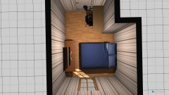 Raumgestaltung Zimmo in der Kategorie Schlafzimmer