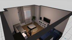Raumgestaltung zmmer1 in der Kategorie Schlafzimmer