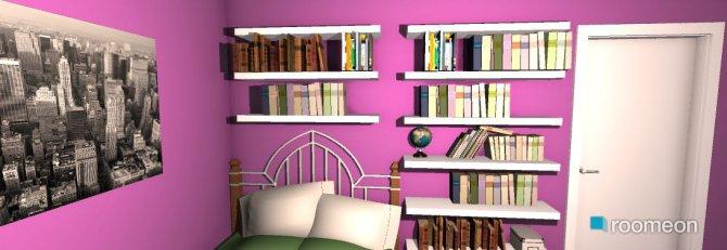Raumgestaltung Zoes Zimmer in der Kategorie Schlafzimmer