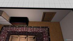 Raumgestaltung Zukunftszimmer  in der Kategorie Schlafzimmer