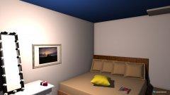 Raumgestaltung zuzka in der Kategorie Schlafzimmer