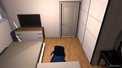 Raumgestaltung zweite variante in der Kategorie Schlafzimmer