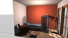 Raumgestaltung zwolle-kamer in der Kategorie Schlafzimmer