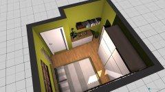 Raumgestaltung zzzz2 in der Kategorie Schlafzimmer