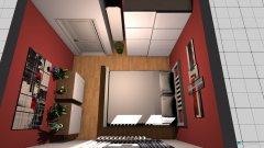 Raumgestaltung zzzz in der Kategorie Schlafzimmer
