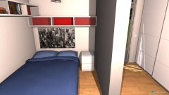 Raumgestaltung моя компната in der Kategorie Schlafzimmer