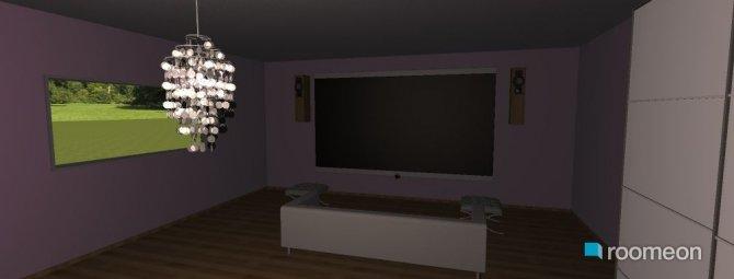 Raumgestaltung ñññ in der Kategorie Schlafzimmer