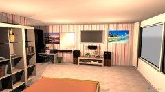 Raumgestaltung เตย in der Kategorie Schlafzimmer