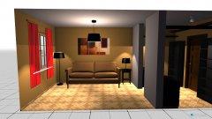 Raumgestaltung дача in der Kategorie Schlafzimmer