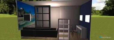 Raumgestaltung бунгало рыбака in der Kategorie Schlafzimmer