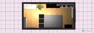 Raumgestaltung комната улучшенная in der Kategorie Schlafzimmer