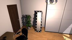 Raumgestaltung нутипятакхочу in der Kategorie Schlafzimmer