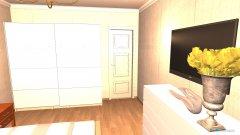 Raumgestaltung напасников спальня in der Kategorie Schlafzimmer