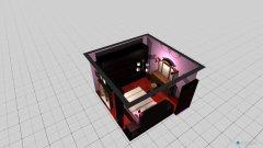 Raumgestaltung غرفة النوم in der Kategorie Schlafzimmer