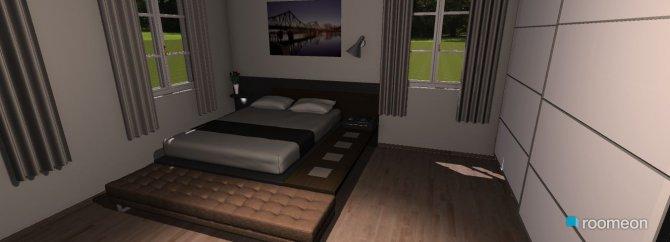 Raumgestaltung ห้องนอน in der Kategorie Schlafzimmer