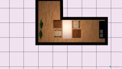 Raumgestaltung Balkon 2 in der Kategorie Terrasse
