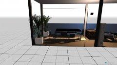 Raumgestaltung Balkon - Muki in der Kategorie Terrasse