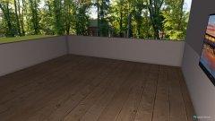 Raumgestaltung DG in der Kategorie Terrasse