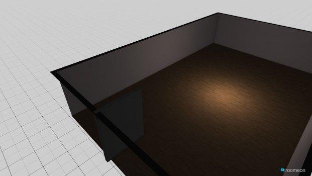 Raumgestaltung Grundriss Wohnung in der Kategorie Terrasse