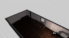 Raumgestaltung hof in der Kategorie Terrasse