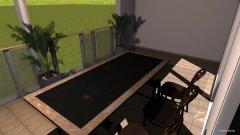 Raumgestaltung MFH-Terasse in der Kategorie Terrasse