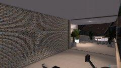 Raumgestaltung penthouse achterbalkons in der Kategorie Terrasse