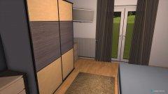Raumgestaltung Schlafzimmer in der Kategorie Terrasse
