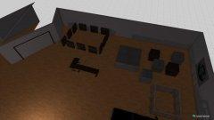Raumgestaltung Strandcafe Hof in der Kategorie Terrasse