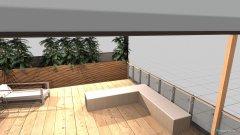 Raumgestaltung Terras  in der Kategorie Terrasse