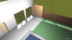 Raumgestaltung Terrasse Garten in der Kategorie Terrasse