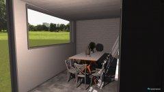 Raumgestaltung terraza in der Kategorie Terrasse