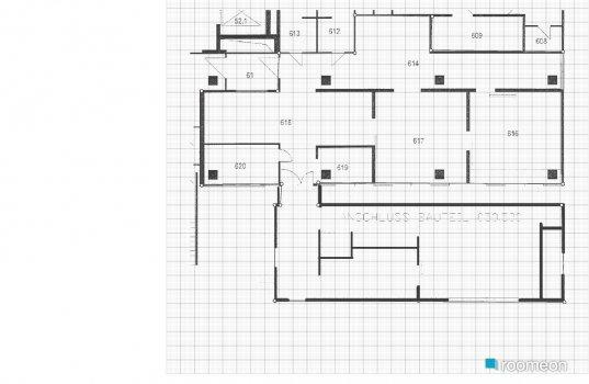 Raumgestaltung 6541 in der Kategorie Toilette