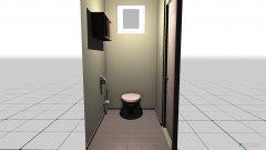 Raumgestaltung asd in der Kategorie Toilette