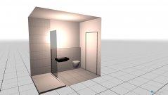 Raumgestaltung bad eg in der Kategorie Toilette