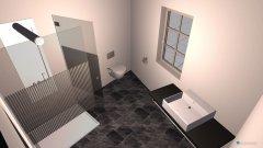 Raumgestaltung Bad Kressbronn 1 in der Kategorie Toilette