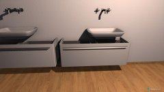 Raumgestaltung Bad - Nedim - WG in der Kategorie Toilette