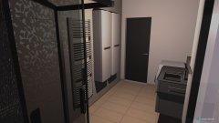 Raumgestaltung Bad OG in der Kategorie Toilette