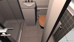 Raumgestaltung Bad in der Kategorie Toilette