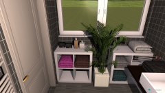 Raumgestaltung Badezimmer I in der Kategorie Toilette