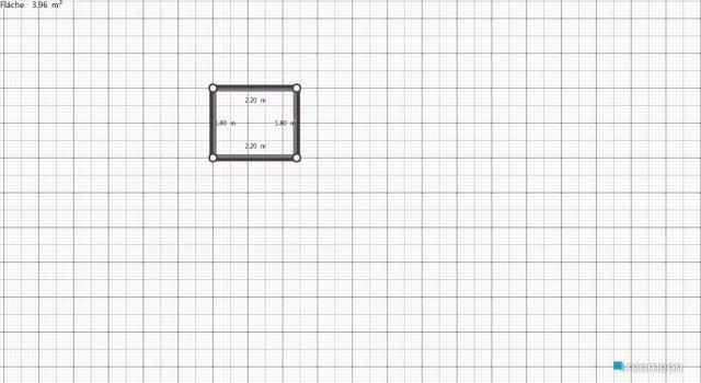 Raumgestaltung Badezimmer in der Kategorie Toilette
