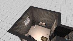 Raumgestaltung badzimmer in der Kategorie Toilette