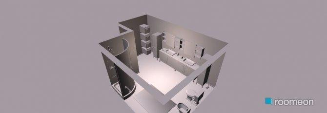Raumgestaltung banheirog in der Kategorie Toilette