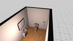 Raumgestaltung bath in der Kategorie Toilette
